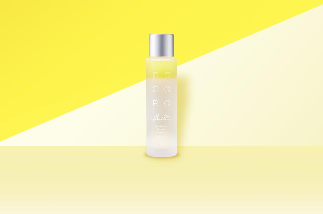 COCOROオールインワン化粧美容乳液