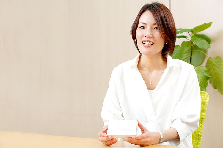 代表石井亜矢子