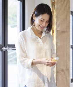 CoCoRo株式会社 代表取締役 石井亜矢子