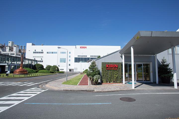 キリンビール福岡工場